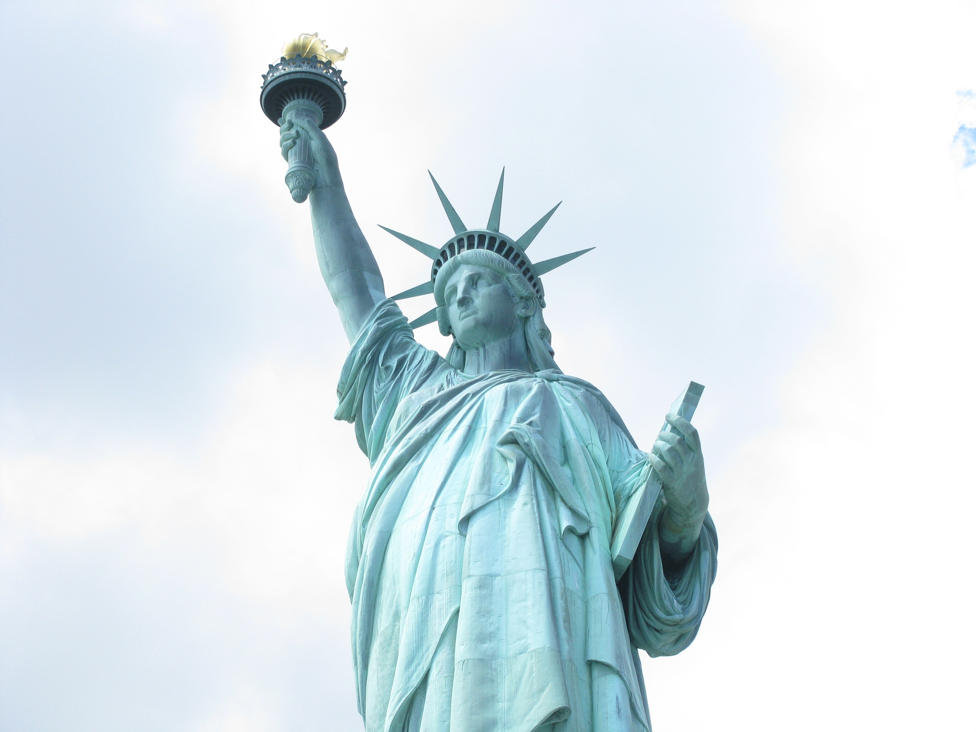 Statue Of Liberty 183 Free Stock Photo