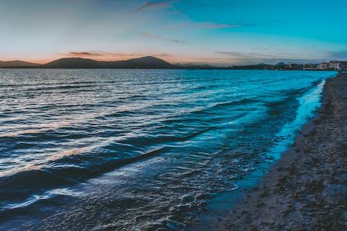 Free stock photo of blue, sea, sky