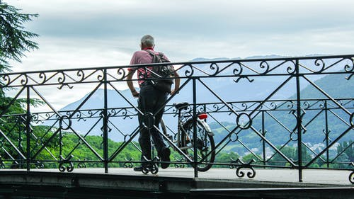 Fotos de stock gratuitas de Alpes, ancy, bici