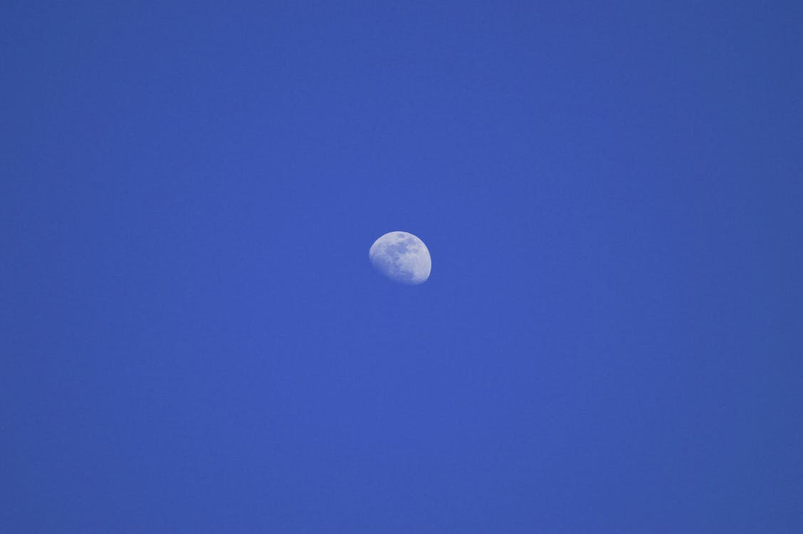 mesiac, mesiac vtvare kosáka, polmesiac
