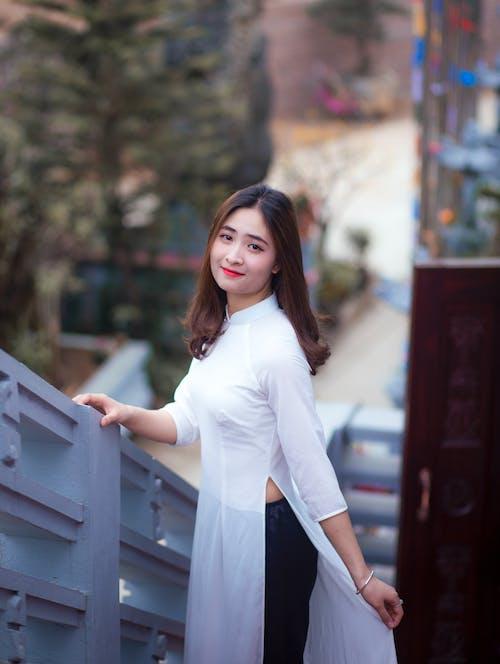 Gratis arkivbilde med asiatisk jente, asiatisk kvinne, bruke, hår