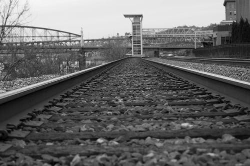 Free stock photo of Nicolas DeSarno, pittsburgh, train tracks
