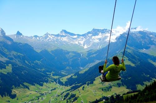Free stock photo of adventure, adventurer, air