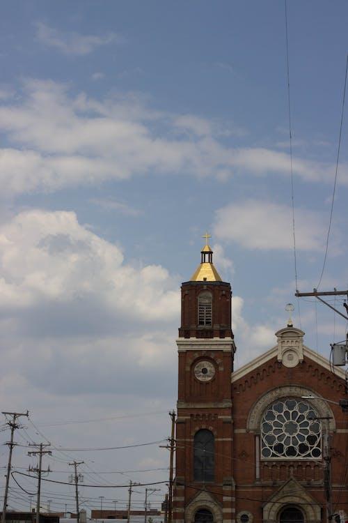 Free stock photo of church, Nicolas DeSarno