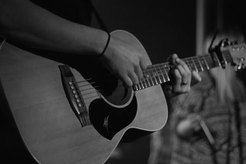 Free stock photo of guitar, music, Nicolas DeSarno