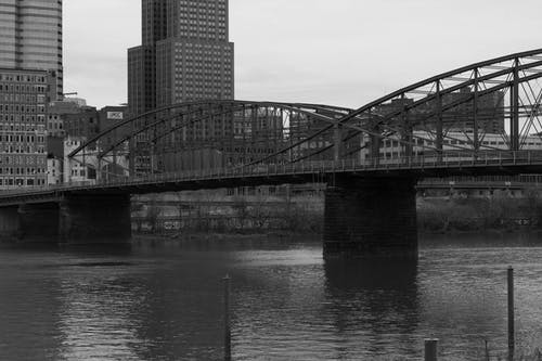 Free stock photo of bridge, Nicolas DeSarno, pittsburgh