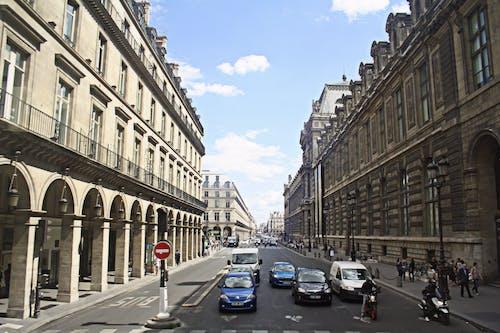 Free stock photo of city, city life, paris