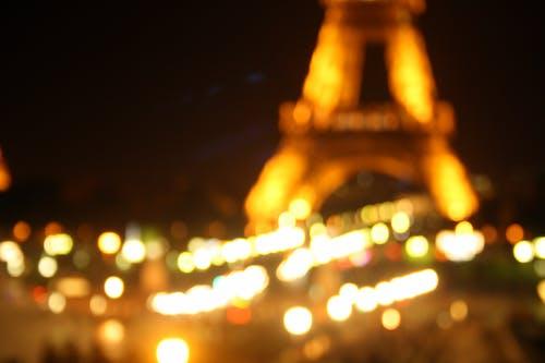 Free stock photo of eiffel tower, night in paris, night life