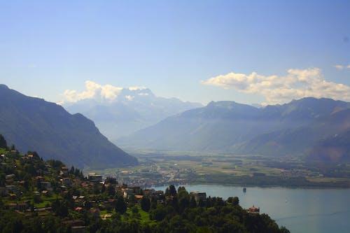 Free stock photo of mountain, nature, swiss alps