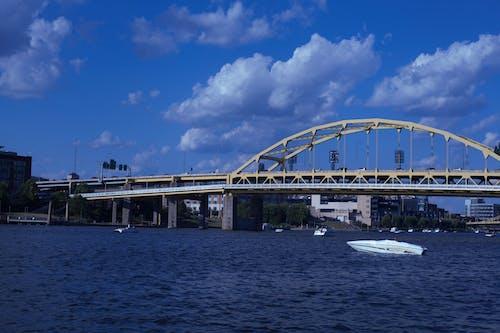 Free stock photo of bridge, Nicolas DeSarno, water