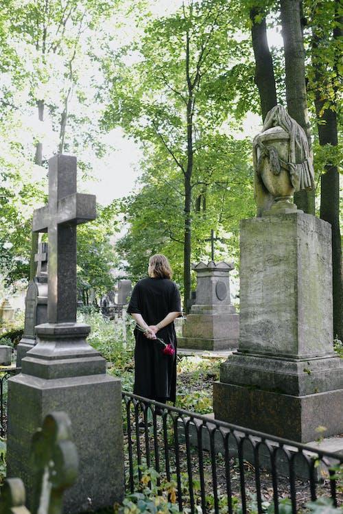 Fotobanka sbezplatnými fotkami na tému architektúra, cintorín, exteriéry