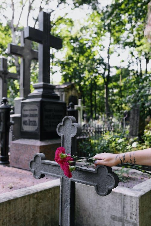 Fotobanka sbezplatnými fotkami na tému architektúra, cintorín, duchovno