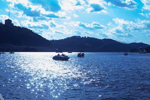 Free stock photo of boats, Nicolas DeSarno, water