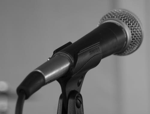 Free stock photo of mic, music, Nicolas DeSarno