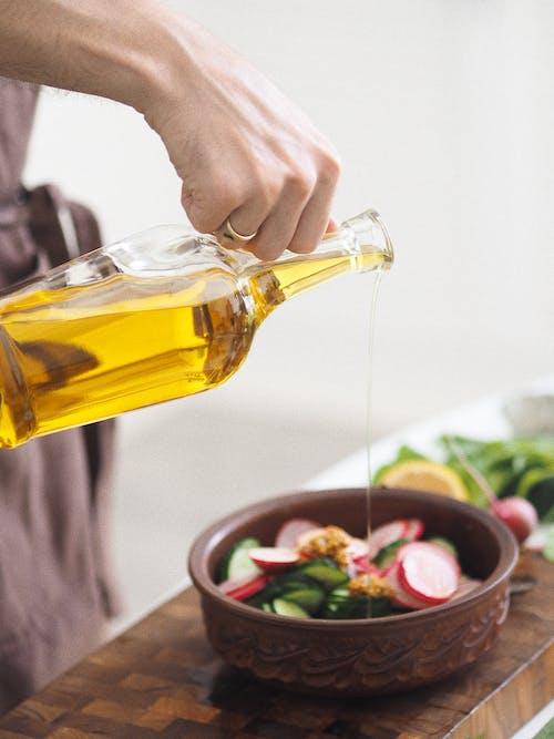 Immagine gratuita di bicchiere, bottiglia, cibo