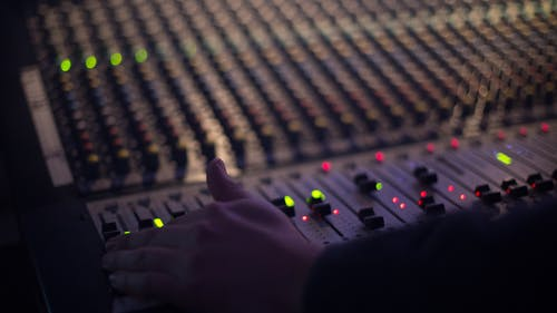 Free stock photo of audio, Nicolas DeSarno