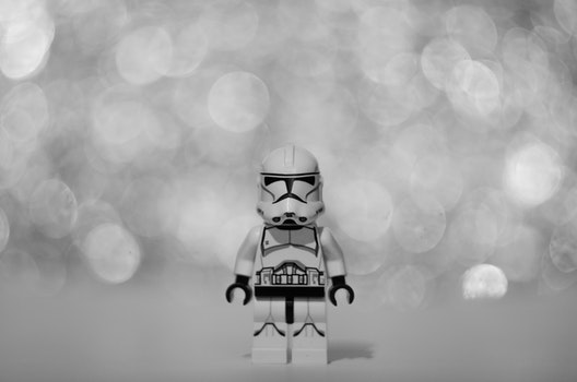 Free stock photo of bokeh, lego