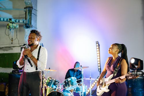 Free stock photo of band, concert, music