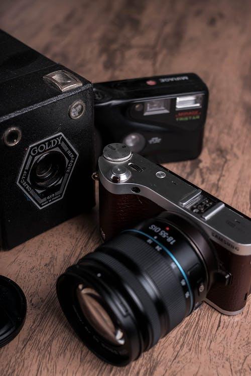 Foto profissional grátis de abertura, Antiguidade, aparelhos