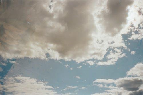 Darmowe zdjęcie z galerii z 35 mm, burza, chmura