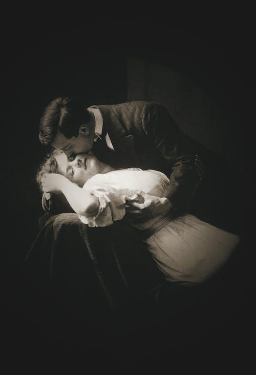 Ảnh lưu trữ miễn phí về ảnh cổ điển, ảnh cũ, cặp đôi lãng mạn