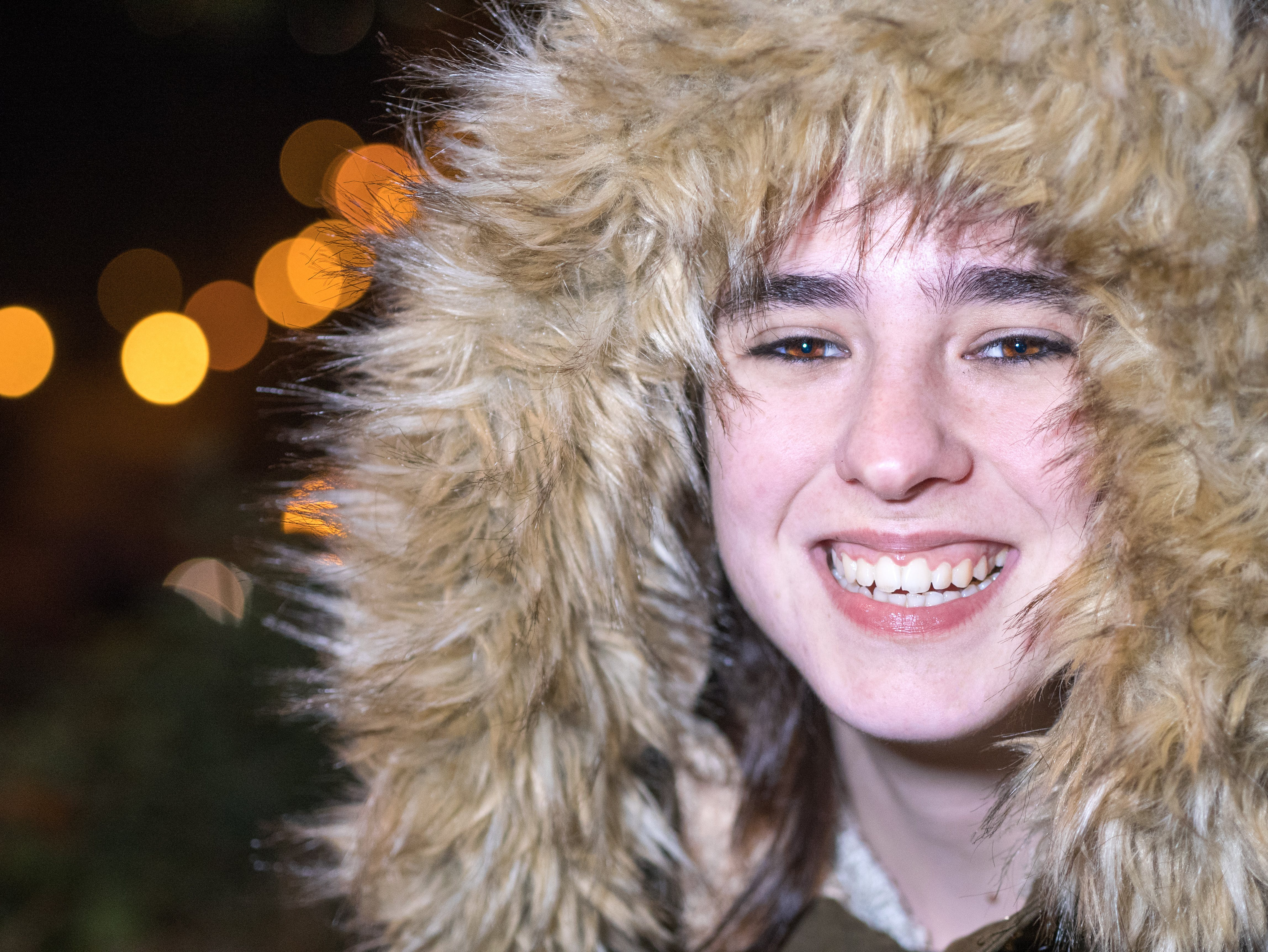 Free stock photo of beautiful, bokeh, coat, eyes