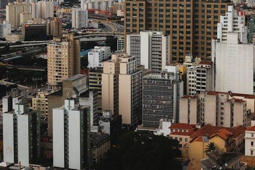 Foto stok gratis Apartemen, Arsitektur, bangunan
