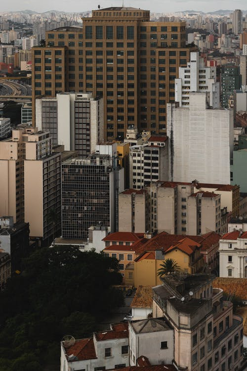 Foto stok gratis air, Apartemen, Arsitektur