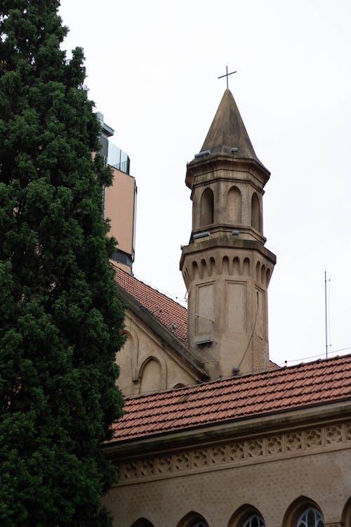 Foto stok gratis agama, Arsitektur, atap