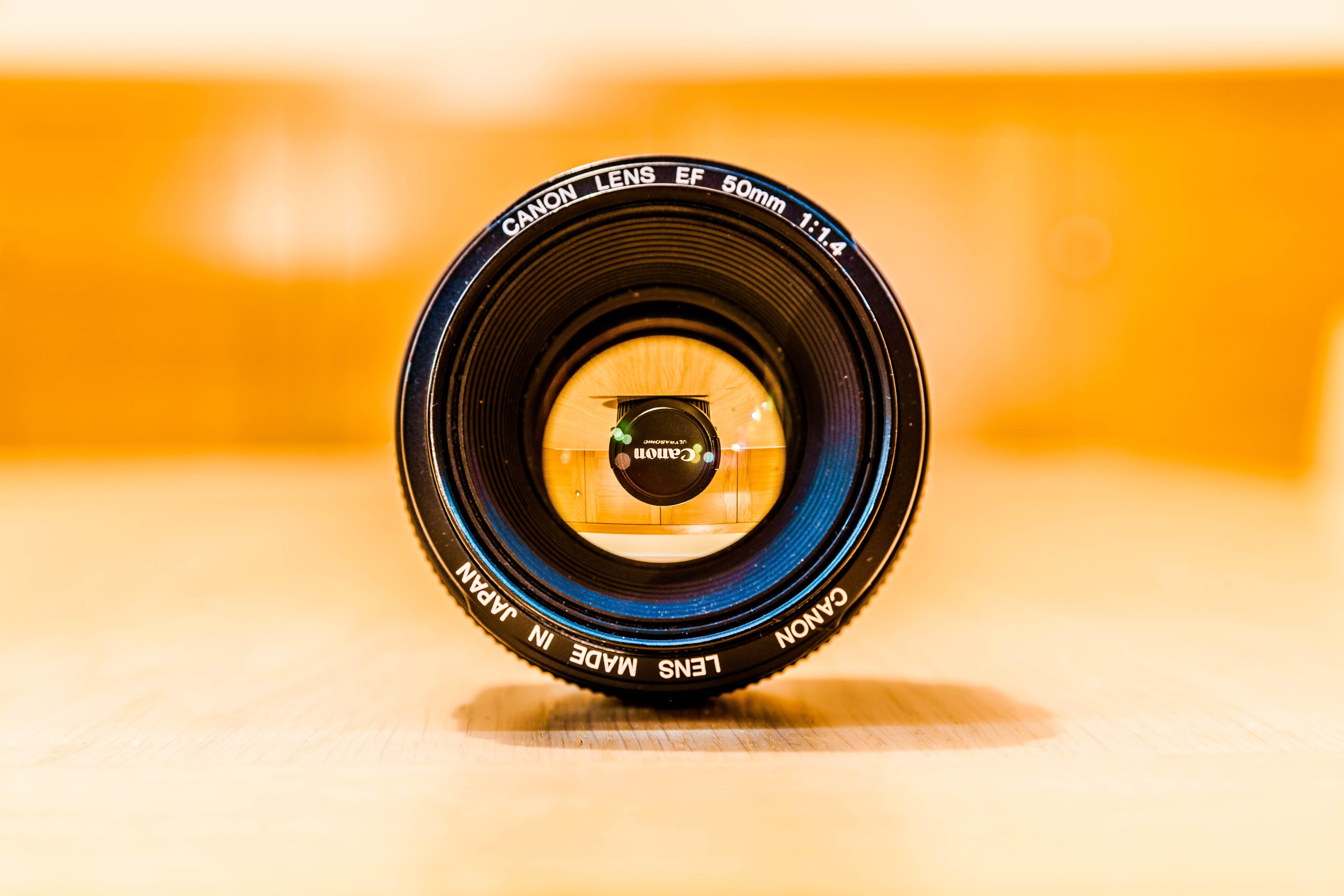 Free stock photo of lens, canon, aperture, optique