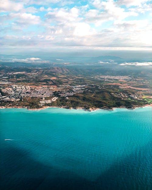 Kostnadsfri bild av berg, hav, havsområde