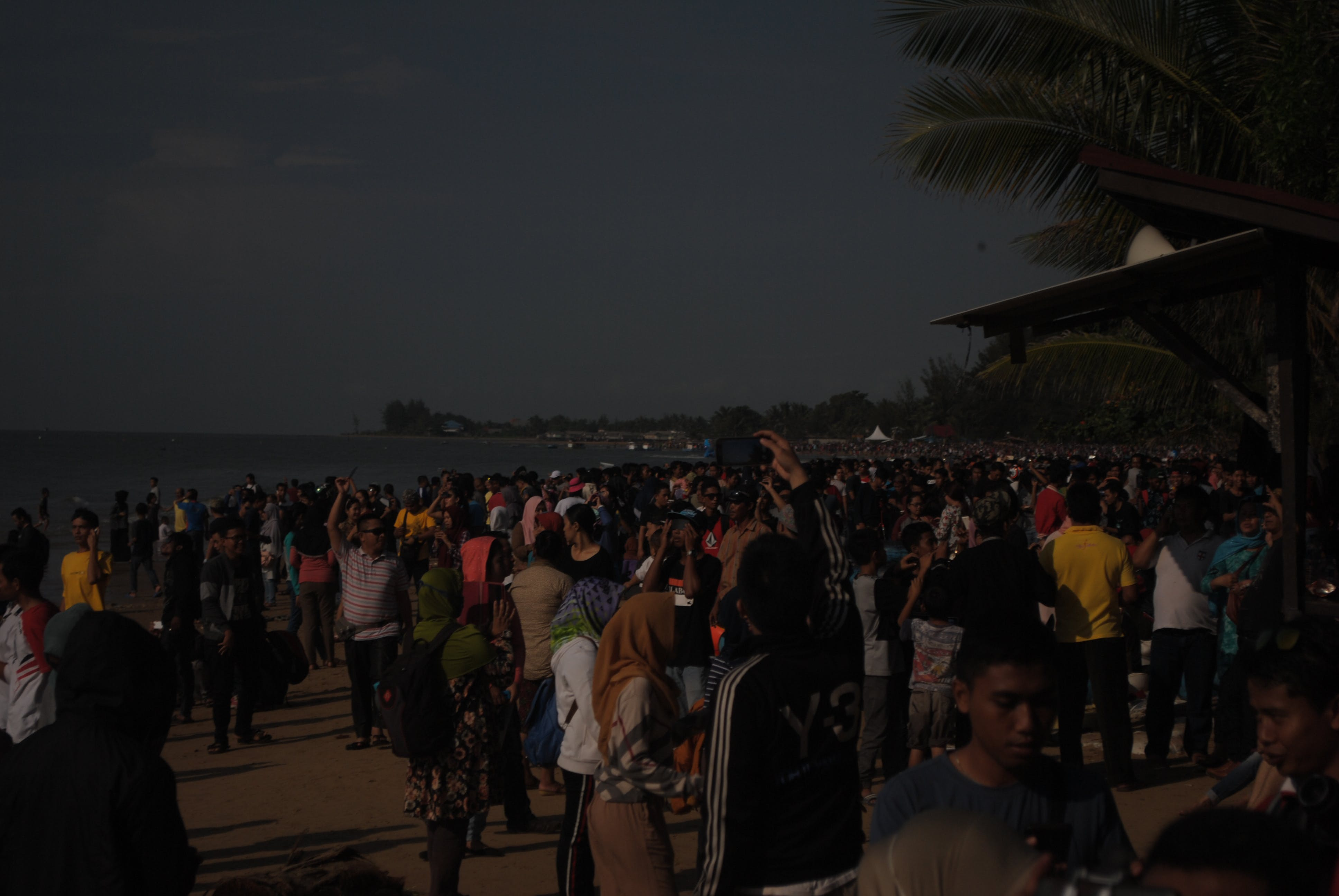 Free stock photo of solar eclipse