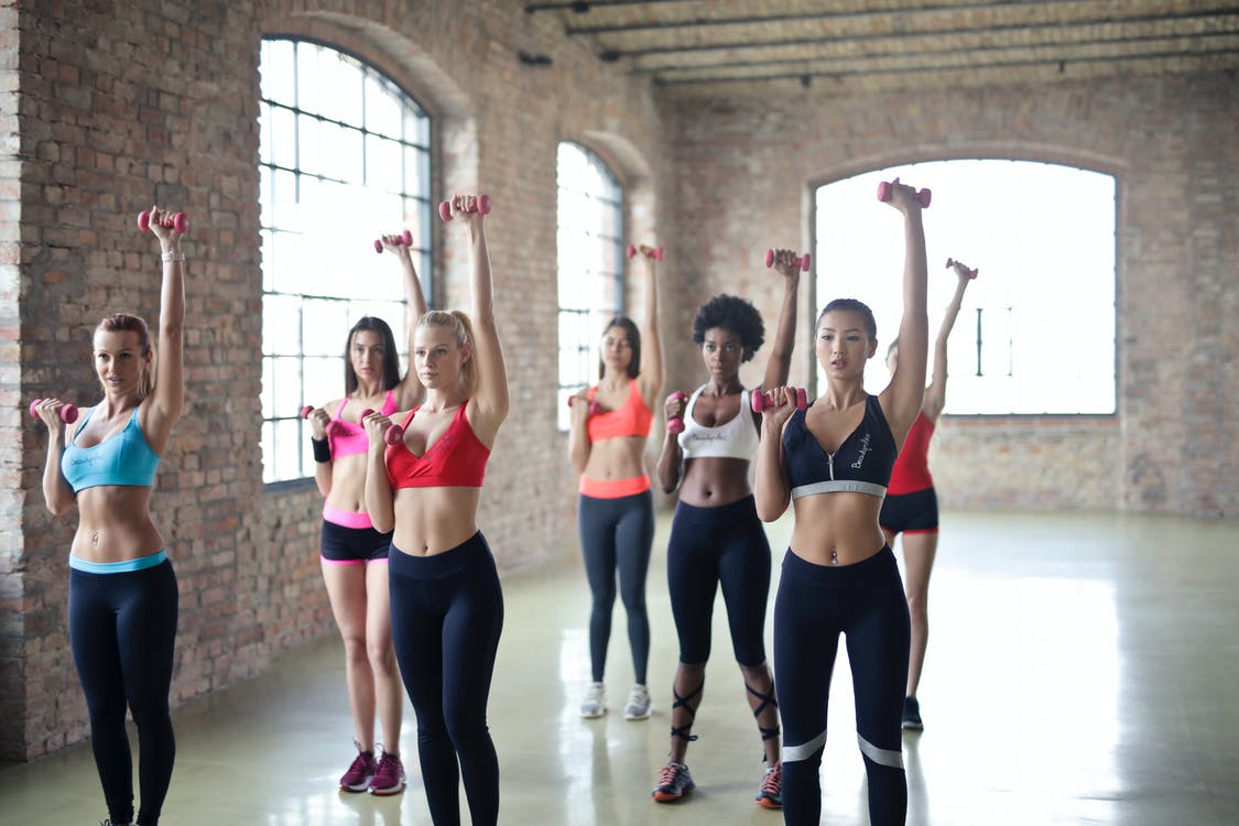 The Ultimate Approach for Aerobics Classes