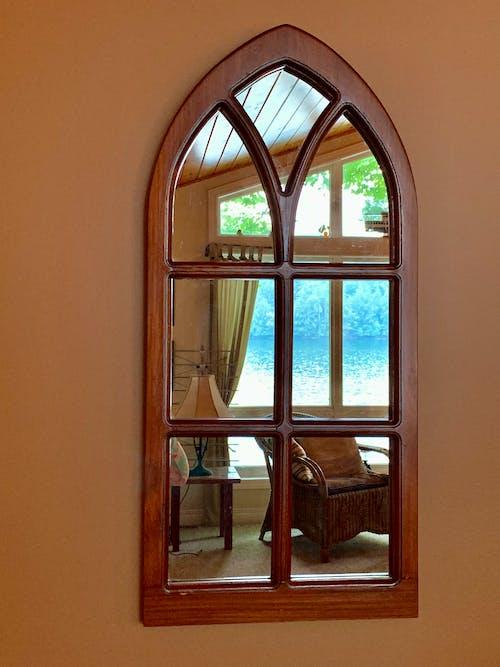Free stock photo of beautiful view, mirror, reflection