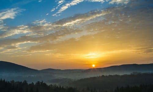 克羅地亞, 天空, 天際線, 太陽 的 免费素材照片