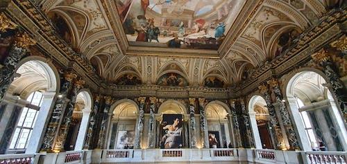 Ingyenes stockfotó a nagy lépcső, al fresco, falfestés témában