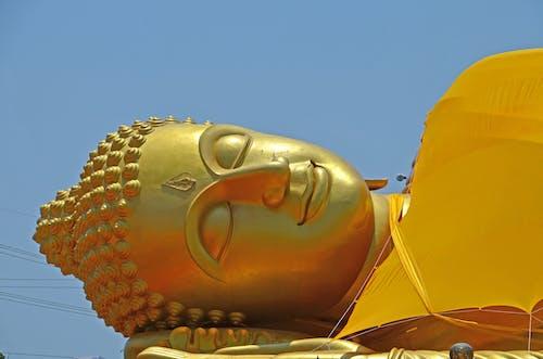 Ingyenes stockfotó fekvő buddha témában