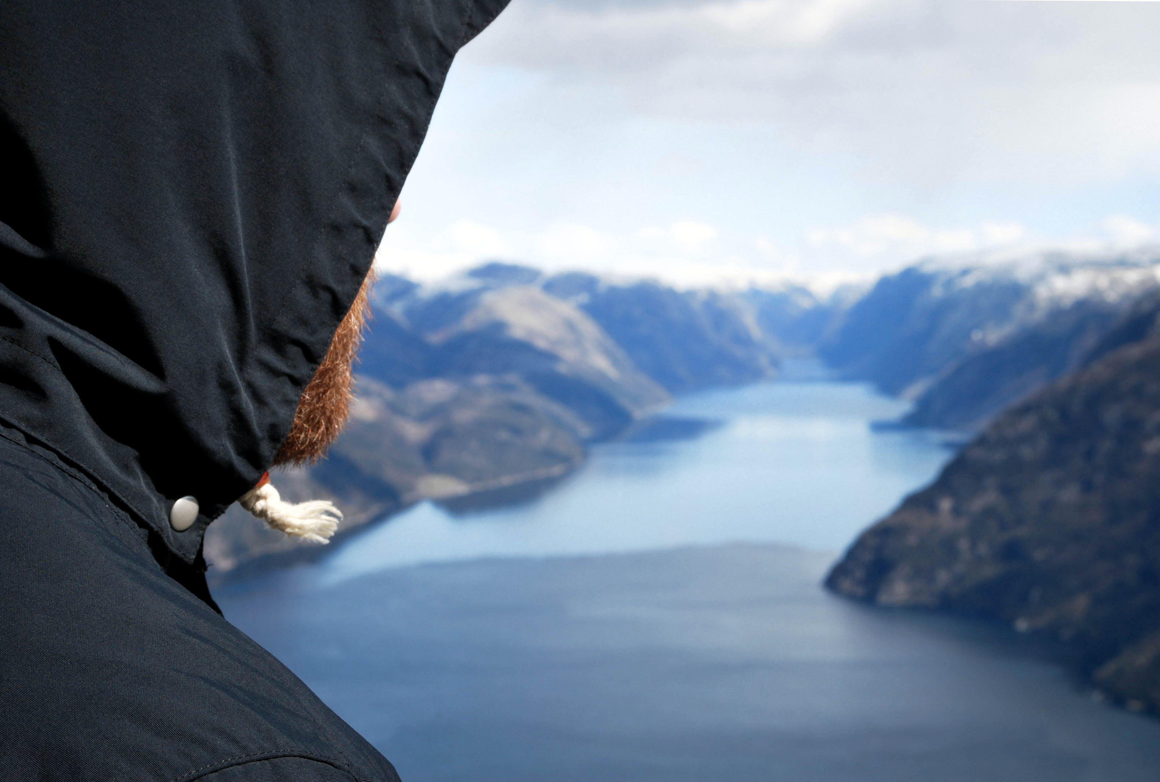 Fotos de stock gratuitas de agua, alpinista, ascender, cielo