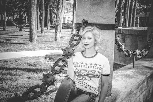 Бесплатное стоковое фото с девочка, женщина, красивый, одежда
