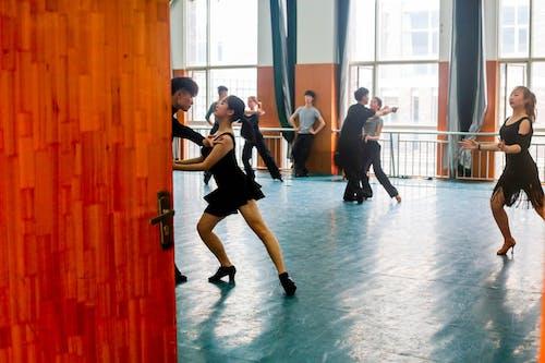 Gratis lagerfoto af danser