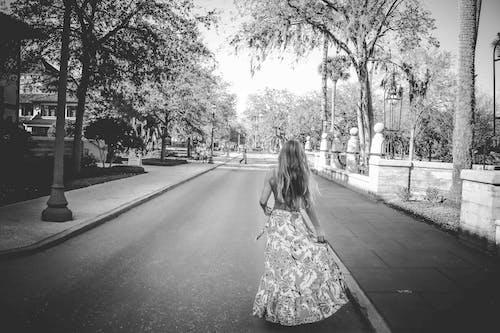거리, 공원, 도로, 드레스의 무료 스톡 사진