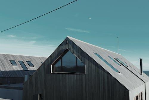 evler, mimari içeren Ücretsiz stok fotoğraf