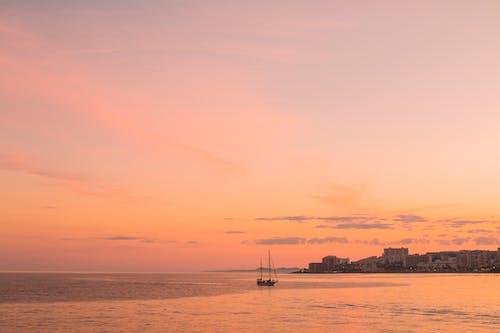 Ilmainen kuvapankkikuva tunnisteilla auringonlasku, horisontti, luonto, maisema