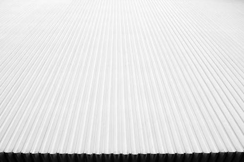White Corrugated Board