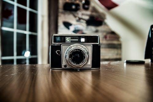 アンティーク, インドア, カメラ, ズームの無料の写真素材