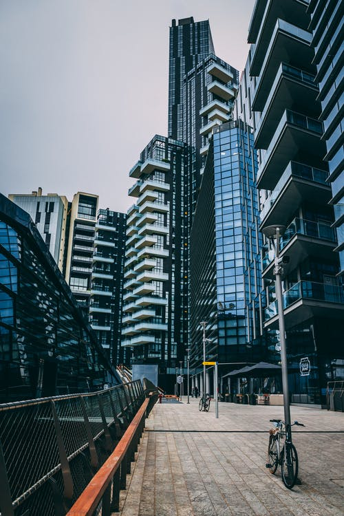 Kostnadsfri bild av arkitektonisk design, arkitektur, byggnader, skyskrapor