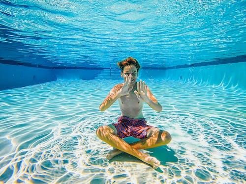 Darmowe zdjęcie z galerii z basen, bezpieczeństwo wody, bikini