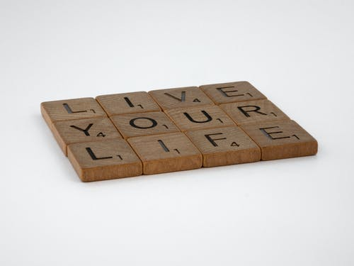 Kostenloses Stock Foto zu achtsamkeit, alphabet, art