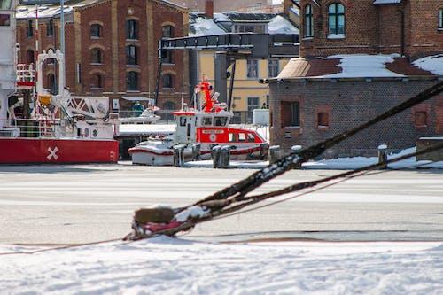 Darmowe zdjęcie z galerii z port