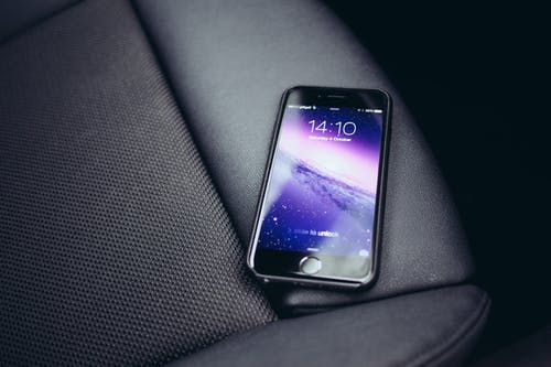Space Gray Iphone 6